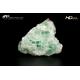 Fluorite verde con quarzo Ialino e pirite