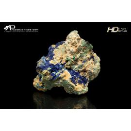 Azzurrite e Malachite