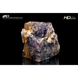 Fluorite cubica viola
